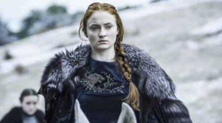 Sophie Turner: Sansa Stark's story mirrors #MeToo movement