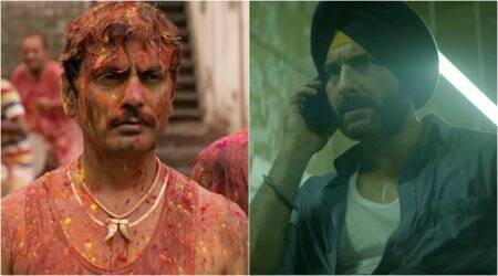 Sacred Games trailer: Saif Ali Khan and Nawazuddin Siddiqui's cat-and-mouse game lookspromising