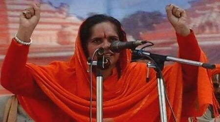 Muzaffarnagar riots case: Non-bailable warrants against Balyan, Sadhvi Prachi