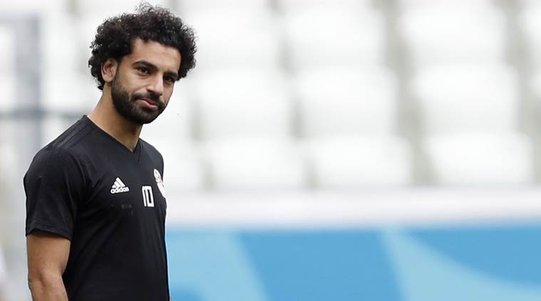 FIFA World Cup 2018, FIFA World Cup 2018 news, FIFA World Cup 2018 updates, Mohamed Salah, Mohamed Salah Egypt, sports news, football, Indian Express