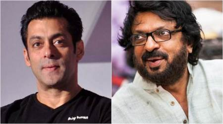 Salman Khan and Sanjay Leela Bhansali to collaborate on a film titled Inshallah?