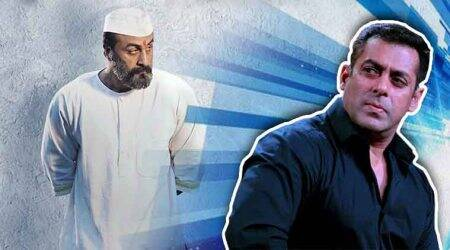 Salman Khan on Ranbir Kapoor starrer Sanju: Nobody can play Sanjay Dutt better than himself