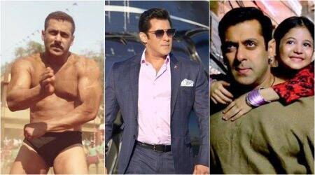 Race 3 joins list of Salman Khan's top Eid weekend openers