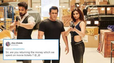 Salman Khan thanks fans for Race 3 success; Twitterati wonder if he is offering a refund