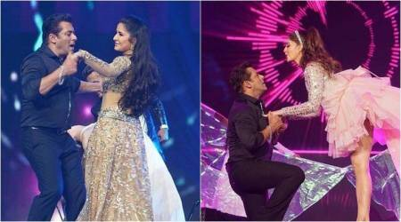 Da-Bangg Reloaded: Salman Khan, Katrina Kaif, Jacqueline Fernandez enthrall the audience