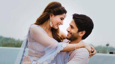 Samantha Akkineni shares a video from her dreamy wedding with Naga Chaitanya