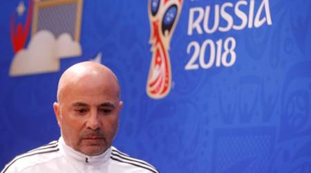 FIFA World Cup 2018: Argentina deny reports of players wanting manager Jorge Sampaoli out