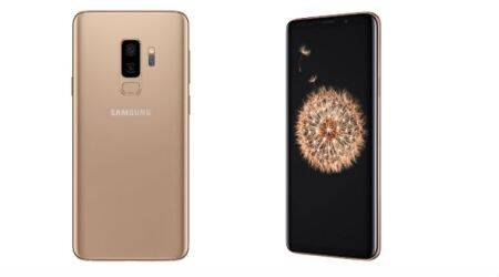 Samsung Galaxy S9 Plus now available in Sunrise Gold: Price in India, how to pre-book