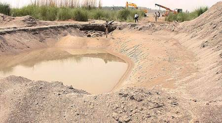 Punjab sand crisis: As prices hit sky high, dealers blame shortage, progressive bidding