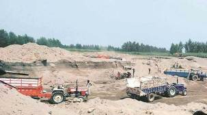 Chandigarh's Khijrabaad residents allege illegal mining back in their area, demand regularraids