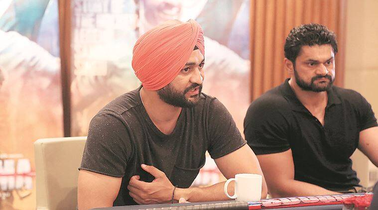 Sandeep Singh, Indian hockey, Punjabi movies