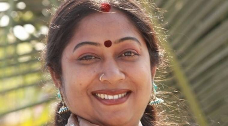 Sangeetha - Tamil actress arrested in s*x racket