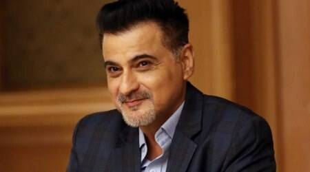 Sanjay Kapoor to play a double role in Bedhab