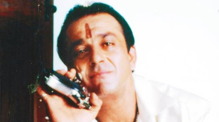 of sanjay dutt in vaastav