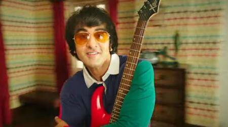 Sanju song Ruby Ruby: The AR Rahman track stands out in this album