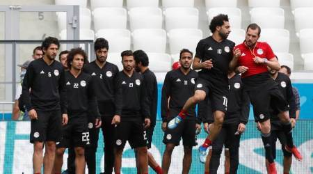 Saudi Arabia vs Egypt Live Score Streaming FIFA World Cup 2018 Live Score: Saudi Arabia 1-1 Egypt