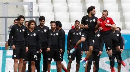 Saudi Arabia vs Egypt Live Score FIFA World Cup 2018 Live Score: Saudi Arabia 2-1 Egypt