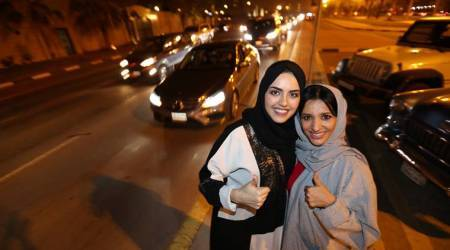 Saudi woman Aseel Al-Hamad to drive F1 car ahead of French Grand Prix