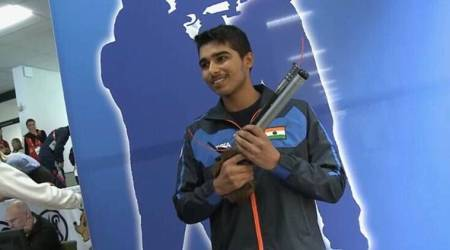 ISSF Junior World Cup: Saurabh Chaudhary sets junior world record, wins gold