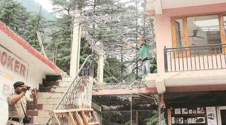 Sealing drive: Wiser after Kasauli, officials take no risk