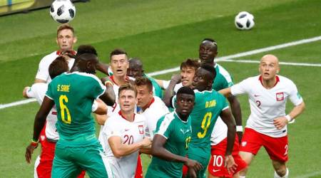 FIFA World Cup 2018: Discipline key in Senegal humbling of Poland, says Aliou Cisse