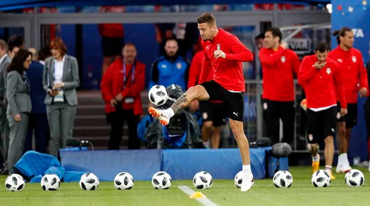 FIFA World Cup 2018, Serbia vs Switzerland Live Streaming