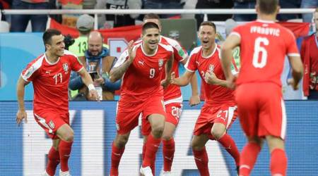 FIFA World Cup 2018: Serbia appeal to FIFA over refereeing in defeat to Switzerland