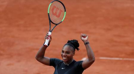 French Open 2018: Beware of flying barbs as Serena Williams faces off with Maria Sharapova