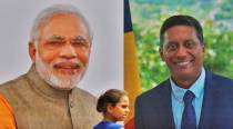 Seychelles Prez to hold talks with PM Modi today; defence, security ties high onagenda