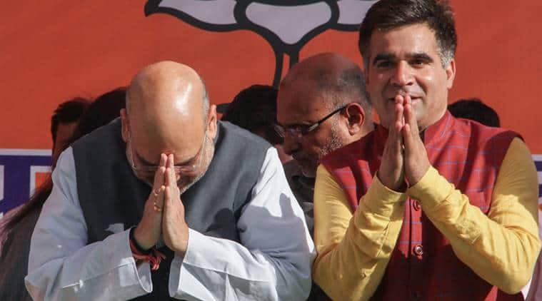 ravinder raina, lok sabha elections, article 370, raina article 370, article 35 a, lok sabha poll results, jk poll results, jammu kashmir bjp, jk bjp leader