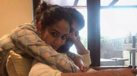 Shahid Kapoor is all hearts for Mira Rajput in this adorable photo