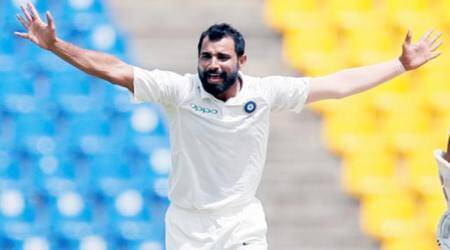 Mohammed Shami fails fitness test, out of Afghanistan Test squad