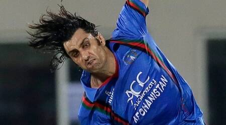 Afghanistan's Shapoor Zadran reveals he wants to play in the IPL for Mumbai Indians