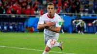 FIFA World Cup 2018: Xherdan Shaqiri, Granit Xhaka perform Albanian eagle celebrations in Switzerland win over Serbia