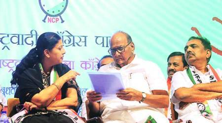 BJP, Shiv Sena, NCP have a common enemy: NCP chief Sharad Pawar
