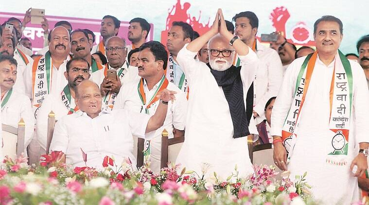 Sharad Pawar: Opposition parties to seek use of ballot papers