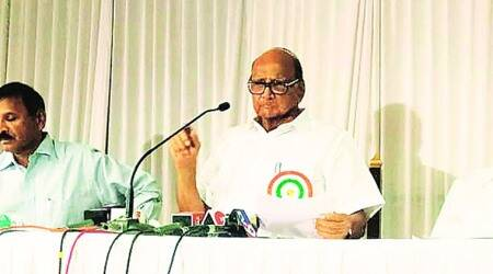 Sharad Pawar: BJP invoking Emergency to hide its failures