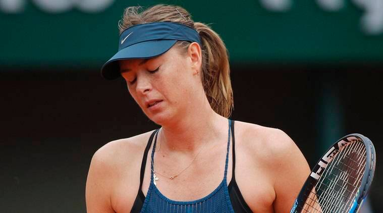 Sharapova coach on Williams' 'shock' withdrawal