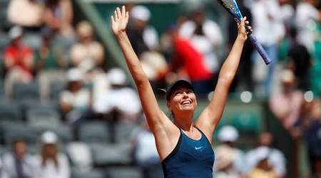 French Open 2018: Maria Sharapova sends message of intent with Karolina Pliskova thrashing; Simona Halep subdues Andrea Petkovic