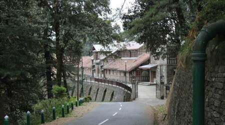 shimla, british artefact, wellness centre, retreat, natures park, Indian Express, Indian Express News