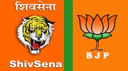 shiv sena, Shiv sena on BJP, Amit Shah, General Assembly elections 2019, Lok Sabha polls 2018, Uddhav thackeray, Amit shah in mumbai, PM Modi, India news, Indian express news
