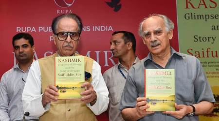 Modi government a one-trick horse with no policy on Kashmir: ArunShourie