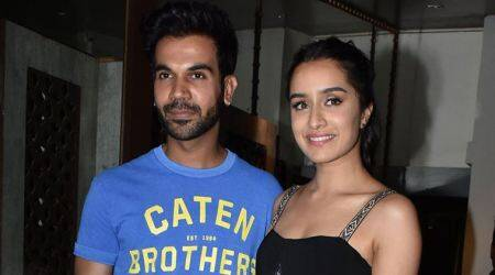 Shraddha Kapoor: Working with Rajkummar Rao has been a dream come true