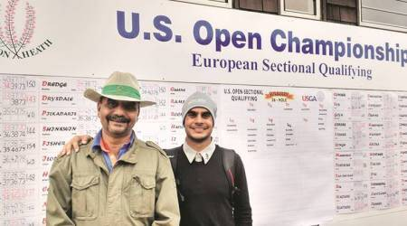 Shubhankar Sharma continues his march, qualifies for the US Open
