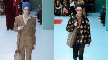 Gucci irks the Sikh community by using the turban as a fashion accessory