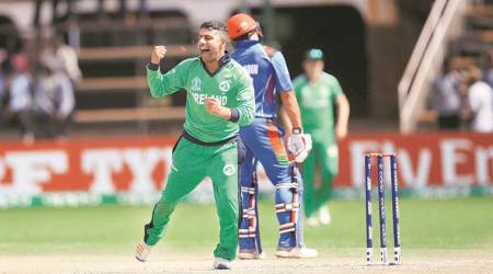 Ireland pick Mohali's Simi Singh to take on India in T20s