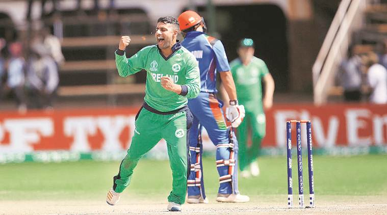 Ireland picks Mohali's Simi Singh to take on India