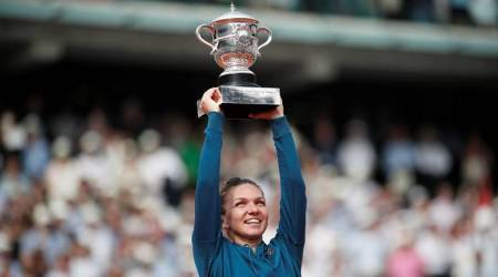 French Open final highlights: Simona Halep wins maiden Grand Slam, beats Sloane Stephens 3-6, 6-4, 6-1