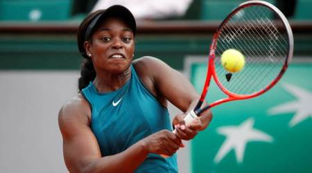 Wimbledon 2018: Fourth seed Sloane Stephens blames Wimbledon exit on bad day