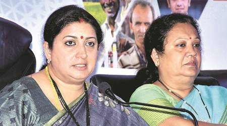 GST-related issues being seriously addressed, Smriti Irani tells Surat textile traders
